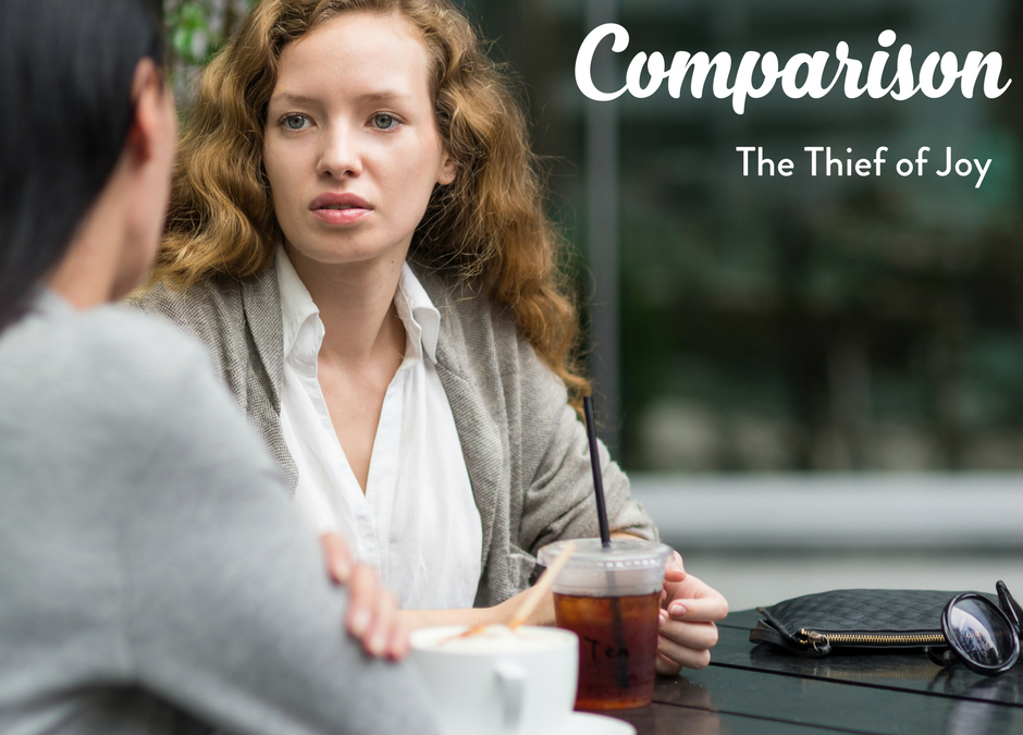 Comparison, the Thief of Joy