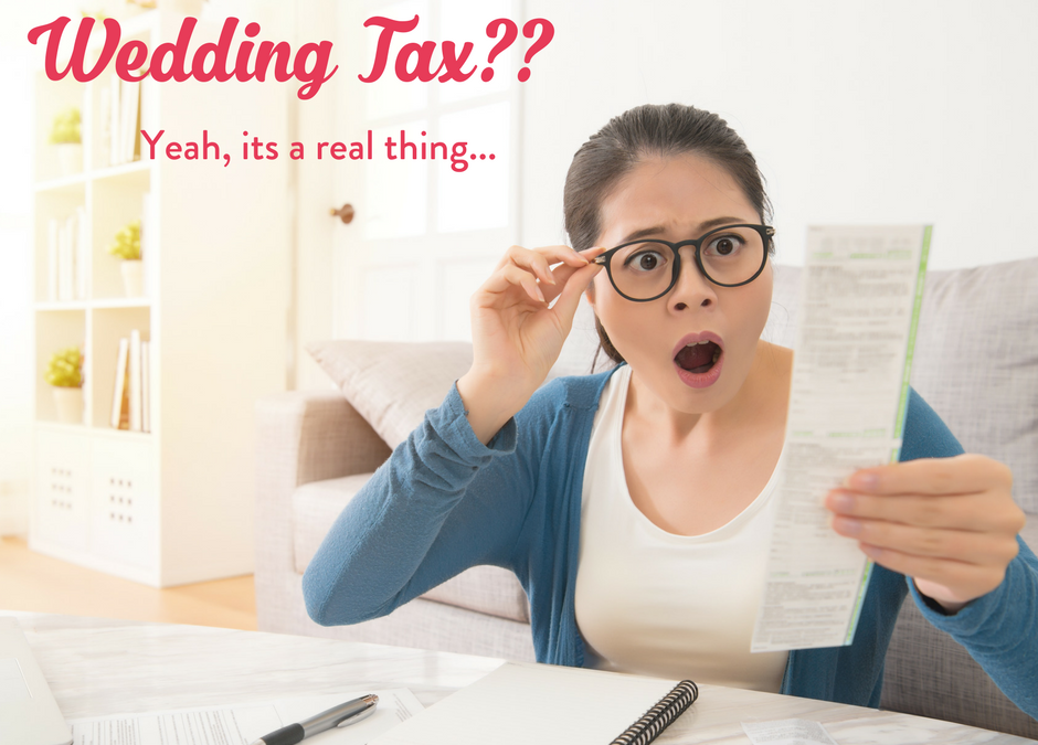 Beware of the Wedding Tax
