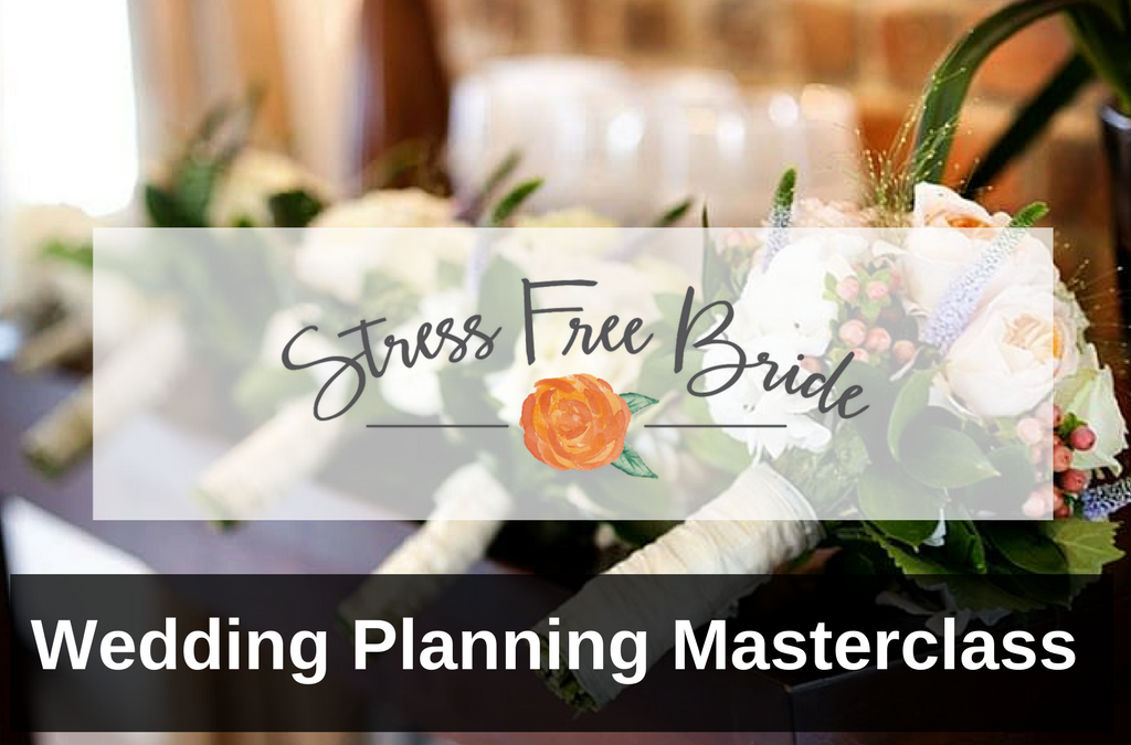 Just Getting Started with Wedding Planning? Read this First!